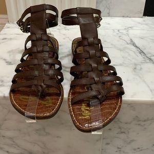 Sam Edelman Gilda Gladiator Sandal Size 9